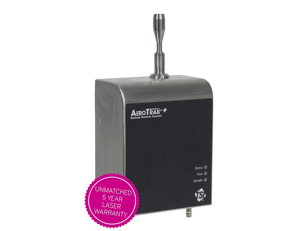 AeroTrak® Plus 6000系列集成泵远程粒子计数器