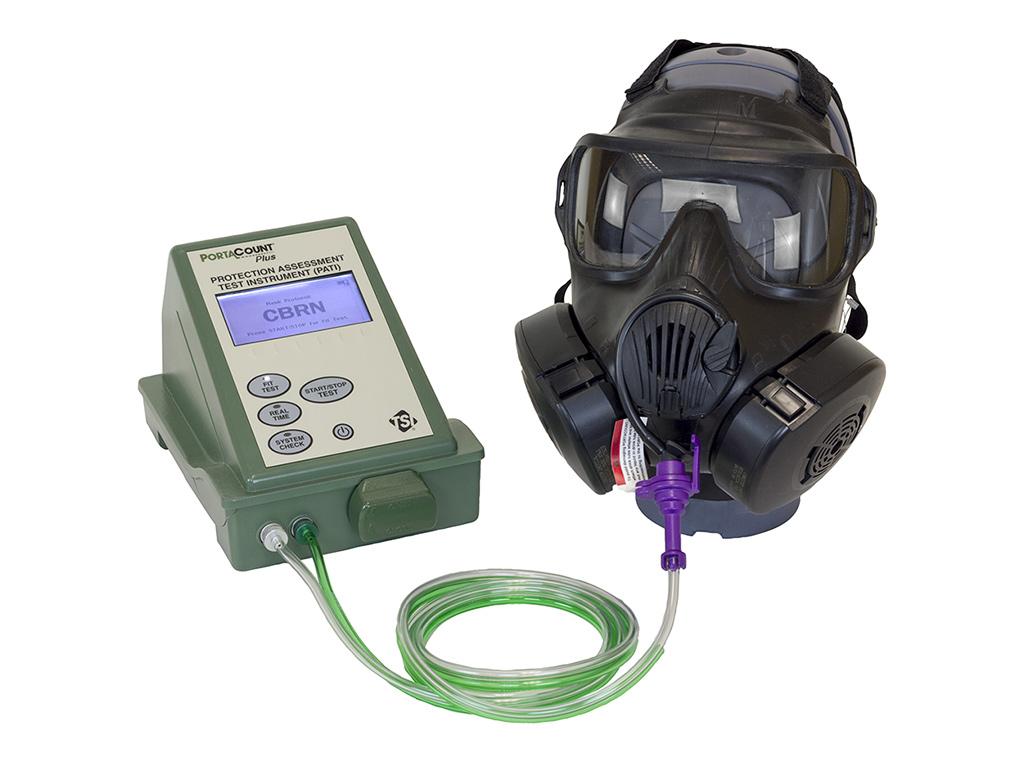 TSI金牌代理商-CBRN面罩防护评估测试系统8020M