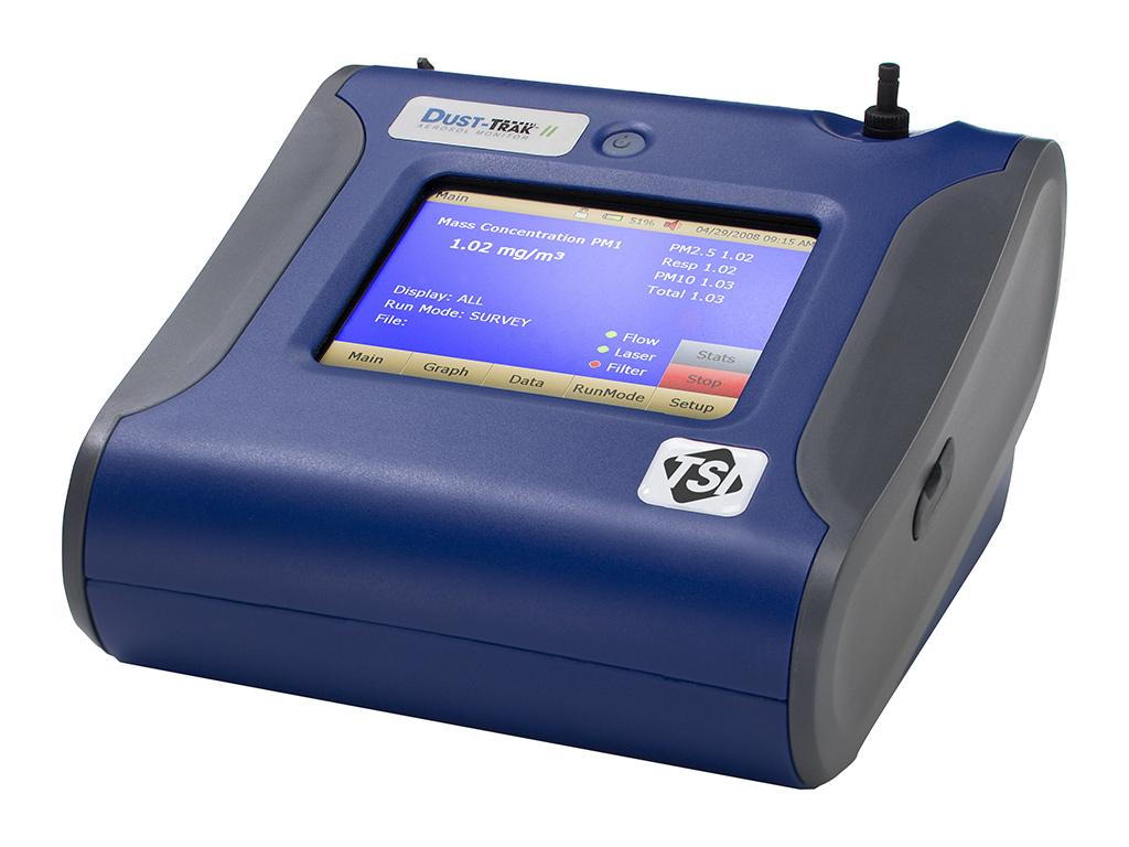 TSI金牌代理商-DUSTTRAK II 气溶胶监测仪 8530(手持式PM2.5检测仪)