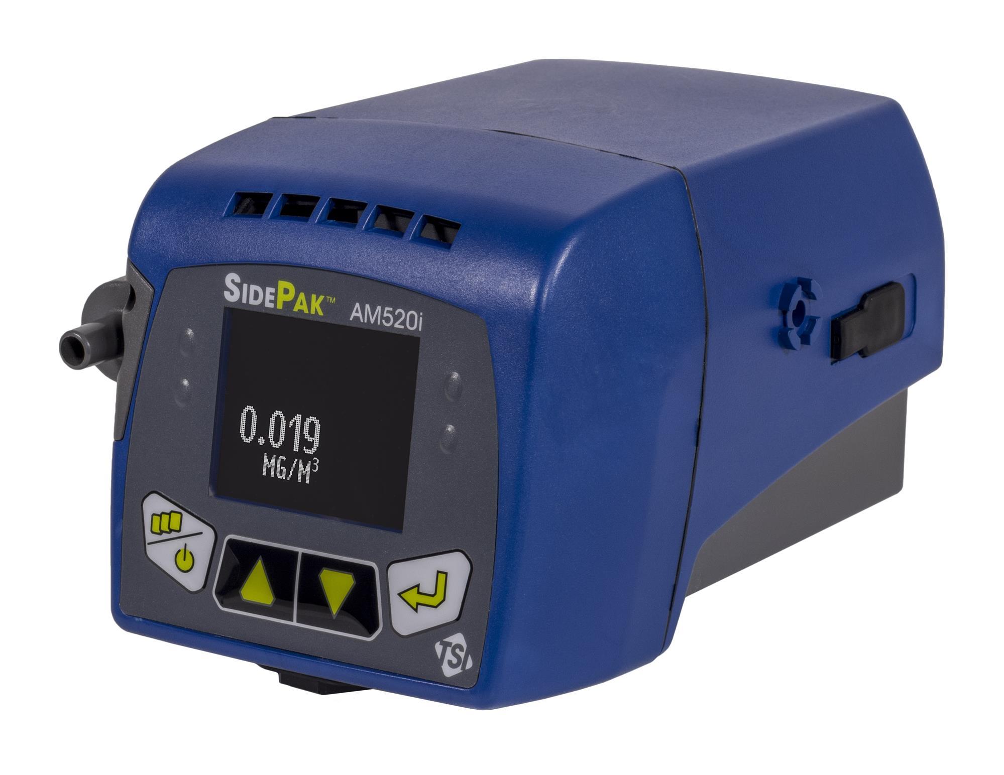 TSI金牌代理商-SIDEPAK AM520i型个体气溶胶监测仪