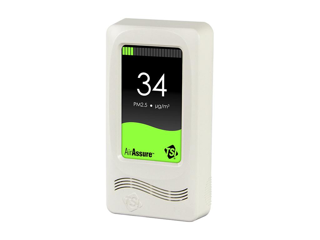 TSI金牌代理商-AIRASSURE™室内PM2.5在线监测仪
